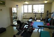 加圧トレーニング室